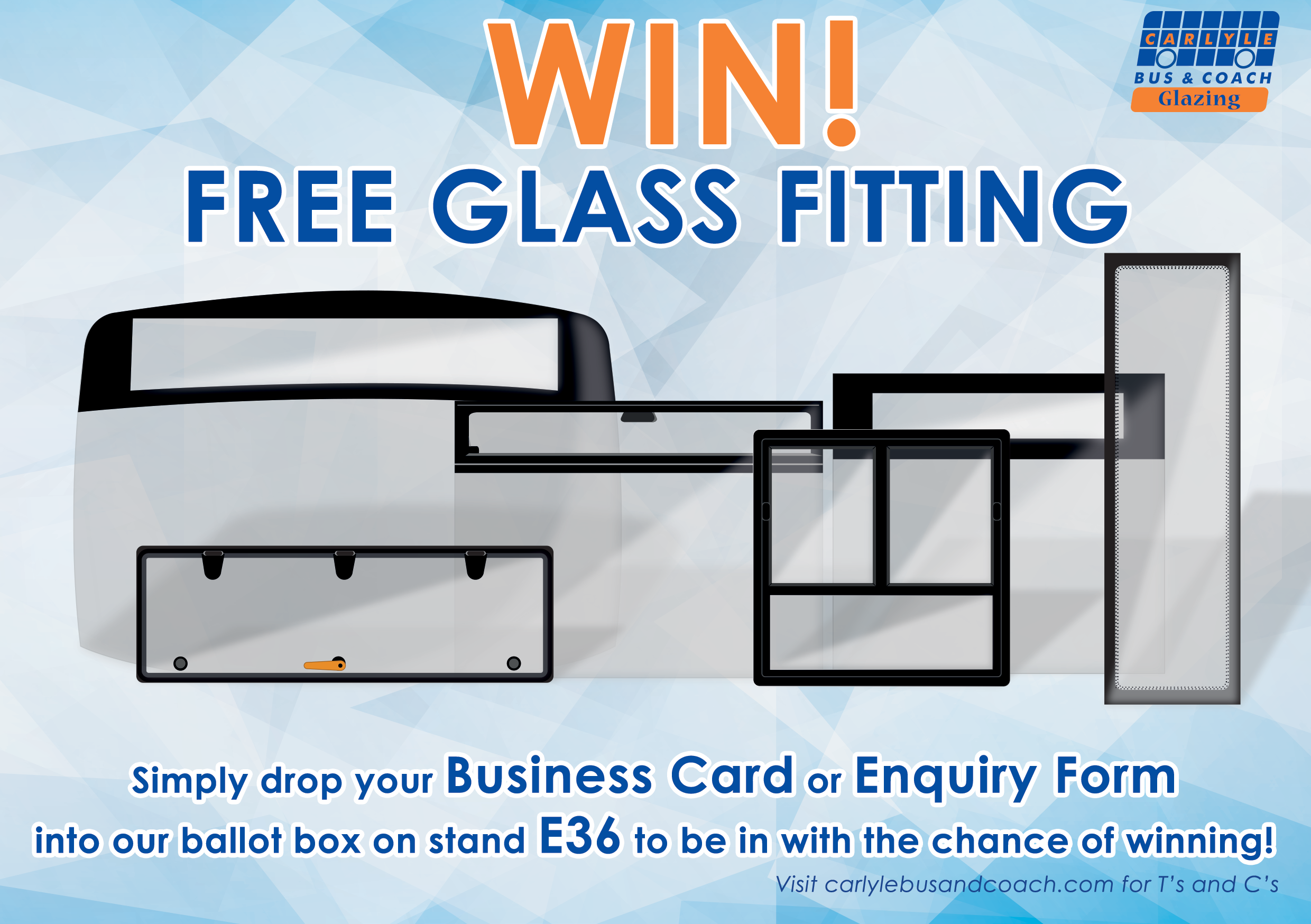 Free Glass Fit Competition